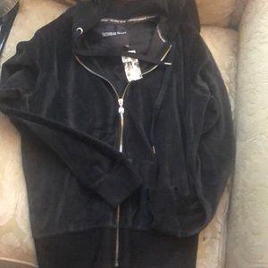 Victoria's Secret hoodie angel wings m